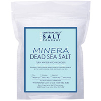 Minera Dead Sea Salt 30 lb bag
