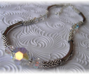 bali sterling necklace