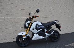 2000 Watt Electric Skyhawk Motorcycle