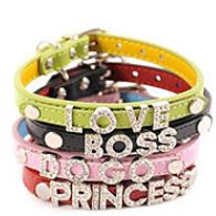 dogo personalized dog collar