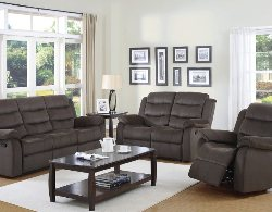 Coaster furniture dealers discount upholstered furniture for Affordable furniture 3 piece sectional in jesse cocoa